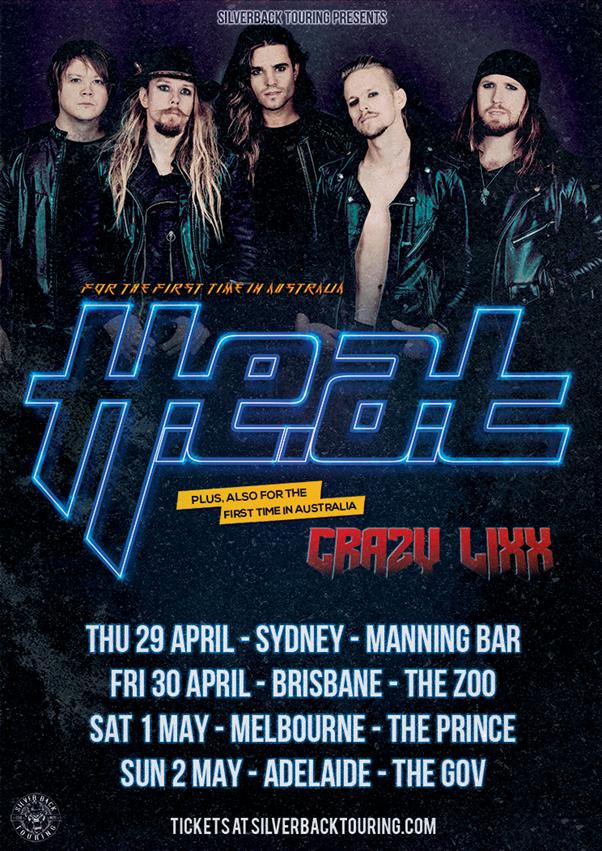 hea.t-and-crazy-lixx-announce-2021-australian-tour