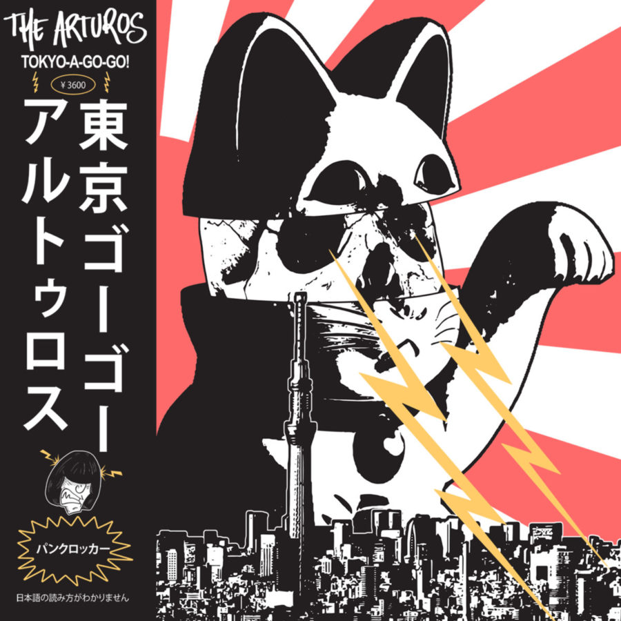 brisbane-punks-the-arturos-release-debut-album