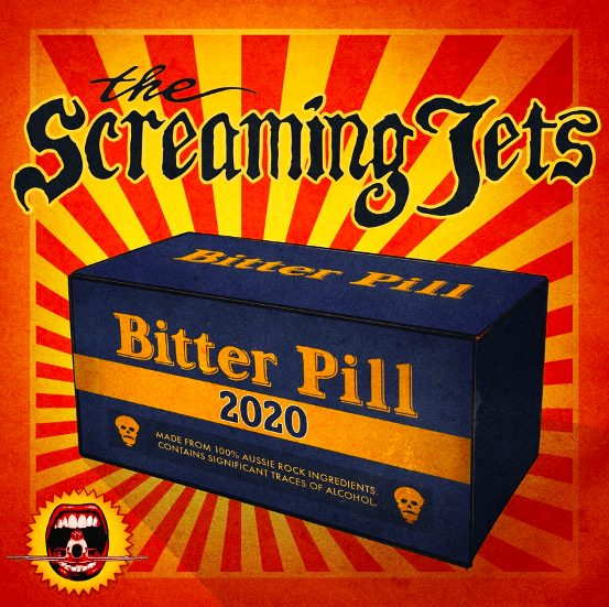 screaming-jets-announce-new-5-track-ep-'bitter-pill'