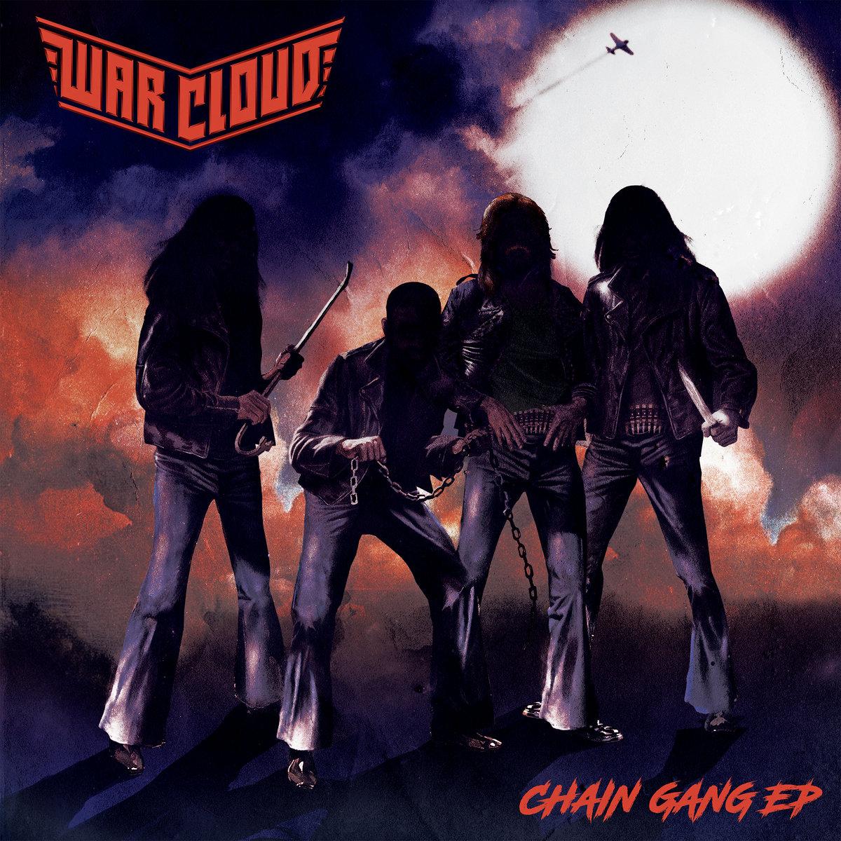 """full-ep-stream:-war-cloud-–-""""chain-gang"""""""