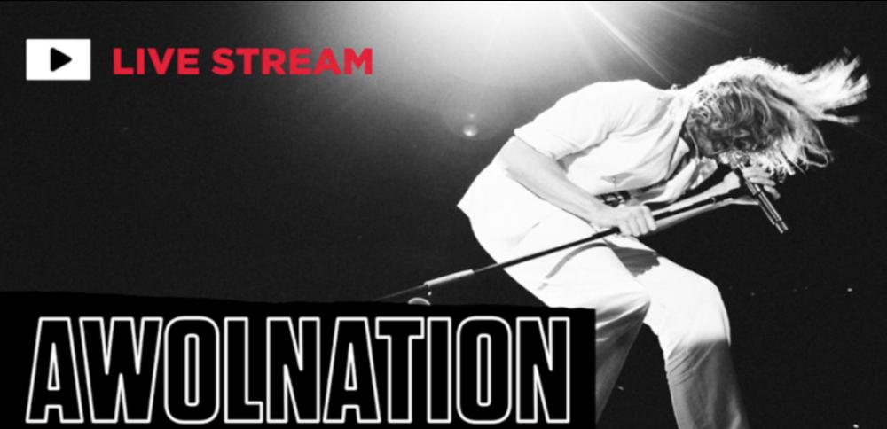 awolnation-to-livestream-show