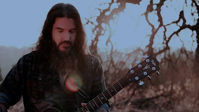 "robb-flynn-with-acoustic-version-of-""circle-the-drain"""