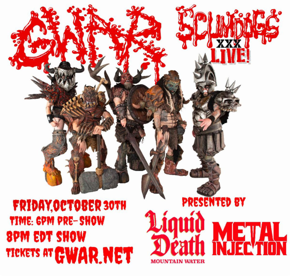 gwar-to-livestream-scumdogs-xxx