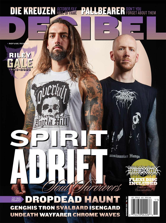 spirit-adrift-grace-the-cover-of-the-november-issue-of-decibel