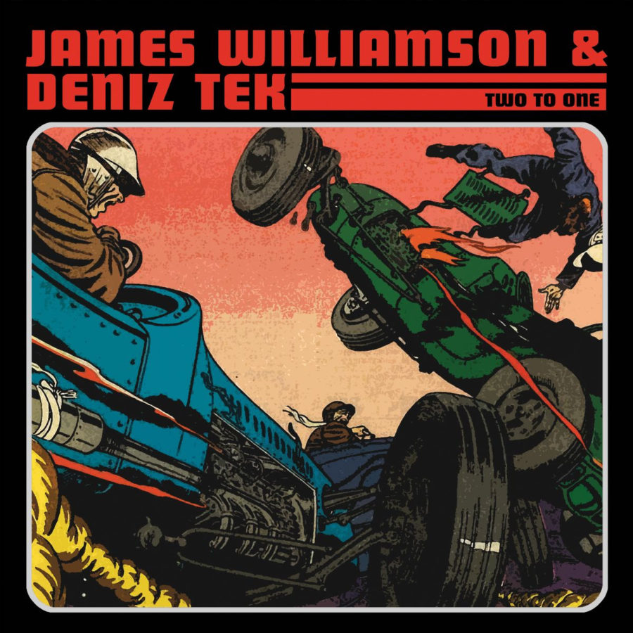 """james-williamso-&-deniz-tek-""""two-to-one""""-out-today"""