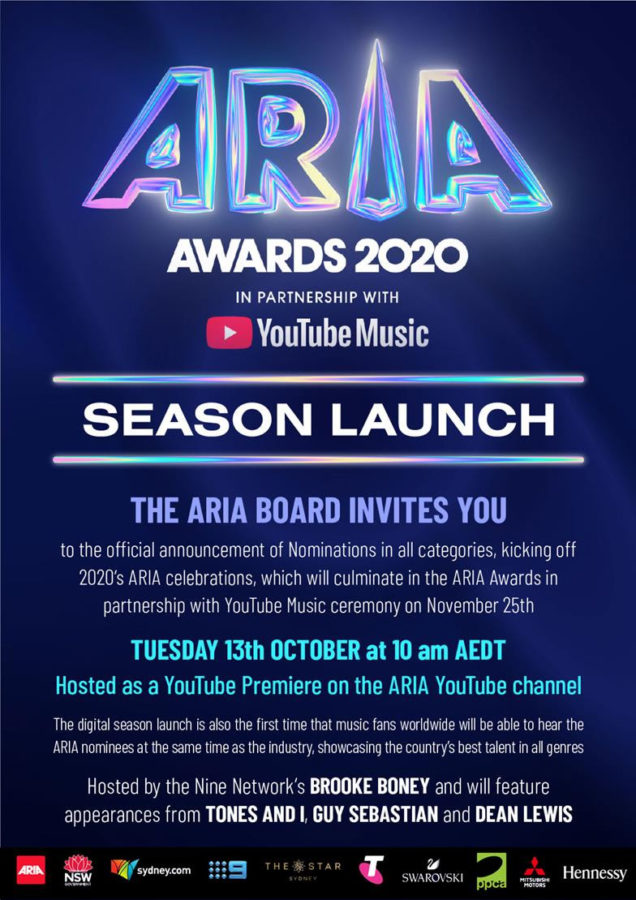 aria-awards-digital-season-launch-next-week