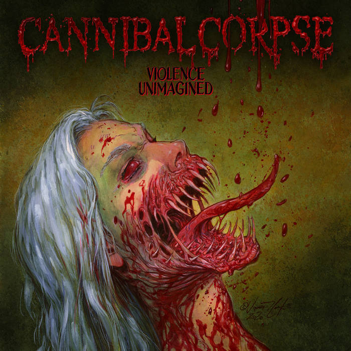 """cannibal-corpse-–-""""violence-unimagined"""""""