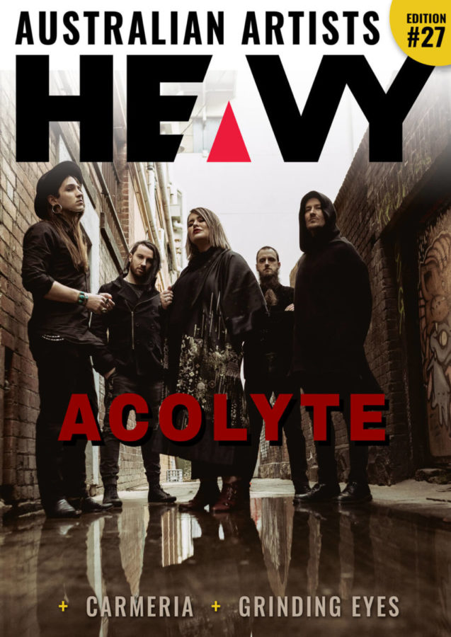 heavy-australian-artists-digi-mag-issue-#27