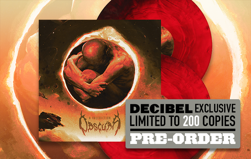 """decibel-exclusive-color-obscura-double-lp-'a-valediction'-available-for-pre-order!-hear-new-song-""""solaris""""!"""