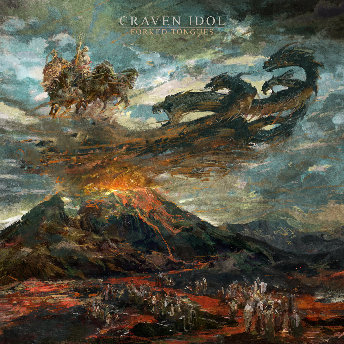 """full-album-stream:-craven-idol-–-""""forked-tongues"""""""